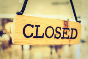 stores closed in Bucharest
